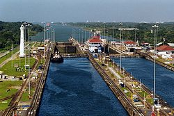 Kanał Panamski a hydraulika siłowa