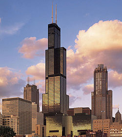 Wieżowiec, wysokościowiec, drapacz chmur