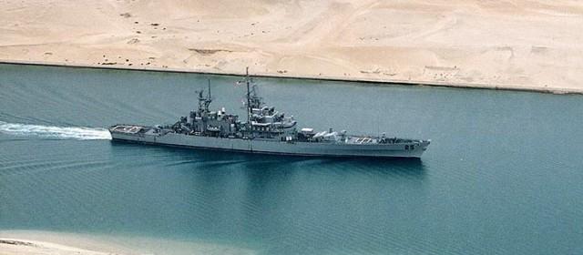 Kanał Sueski