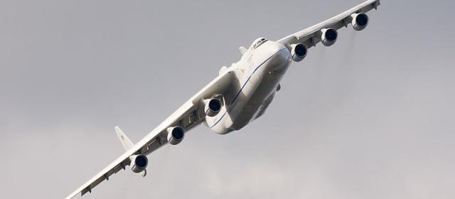 Antonov An-225 a Hydraulika Siłowa